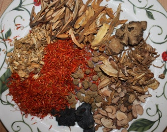 Senior Dog Support Herbal Powder