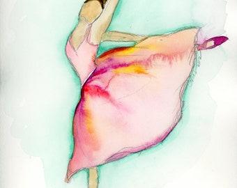 Graceful Motion Series - Bella Ballerina