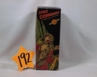 1950's Space Commando repro box