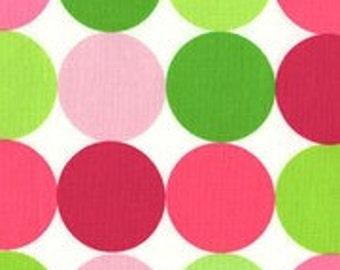 1/4m Disco Dot Sorbet - Michael Miller