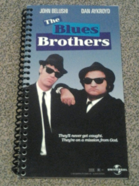 Recycled VHS Journal - The Blues Brothers