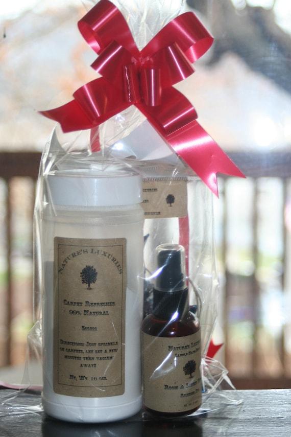 Gift Set for Hostess or Teacher  Home Fragrance  Pick your scent