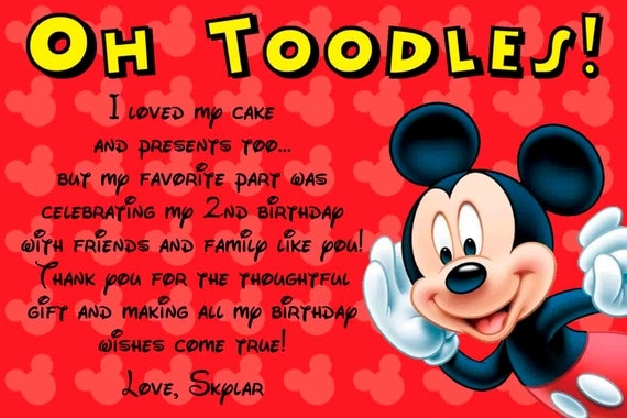 Mickey Mouse Clubhouse Invitation Template was adorable invitations design