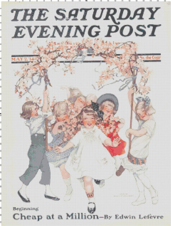 Saturday Evening Post The Hookup Project