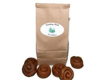 Cinnamon Bun Tarts/Melts Candle 8 oz.