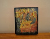Trinity, The Old Testament, Icon.Unique Religious Art and Gifts for Your Special Ones