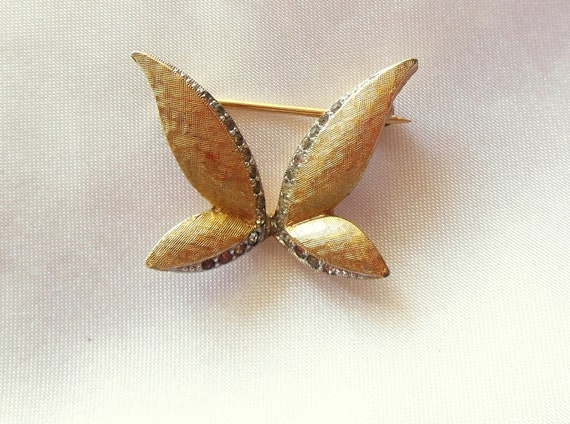 Vintage Brooch signed by Panetta