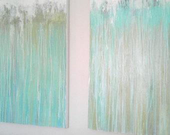 Interior Decor, Abstract Art, Fall Decor, Thanksgiving, Original Abstract Paintings, Acrylics on Canvas, Canvas Art, Home and Garden, Fall