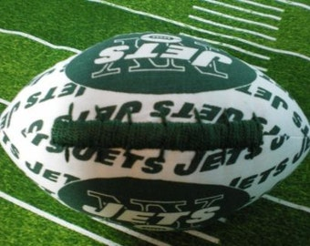 Miniature New York Jets Football - Made to order; will ship within 1 week from order