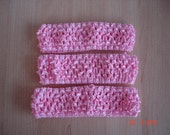 Crochet Headbands-Baby Crochet Headband- Headband-Girls Hair Accessories-Newborns Headbands.