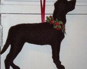 Labrador Christmas Tree Decoration