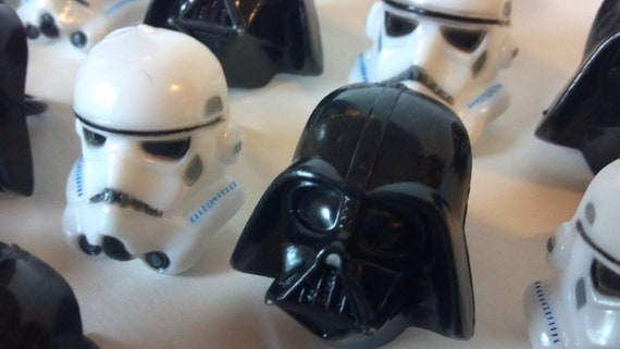 Darth Vader Amp Storm Trooper Rings Use As Cupcake Picks Or Cake