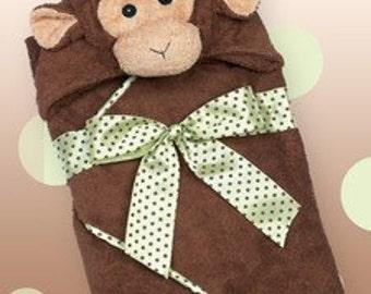 FREE PERSONALIZATION! Bearington Baby 197330 Giggles Towel