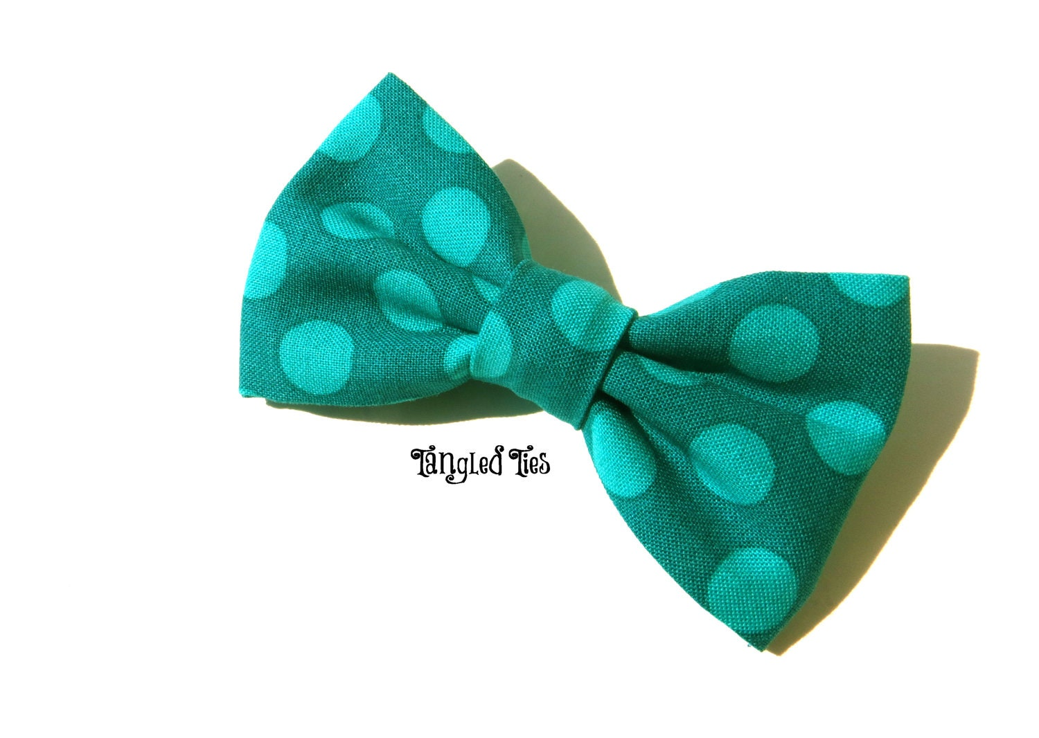 boy s bow tie totally teal bow tie in tone by