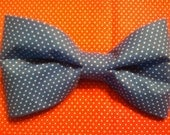 Royal clip-on bowtie made to order and sold separately