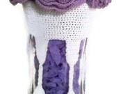 Lilac Hand-Made Floral Arrangement