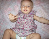 "Baby Girl Dress  ""Down On The Farm"""