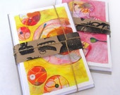 Tasty Art Cards - 2 sets - 16 cards