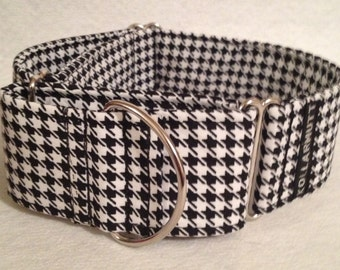 "2"" Martingale - Houndstooth"