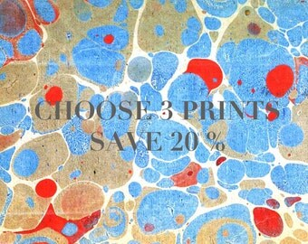 SALE - Fine Art Photography - Choose three 8x8 or 8x10 photos and save 20% -Discounted Fine Art Print Set