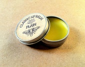 Lip Balm, Organic, Made in Maine