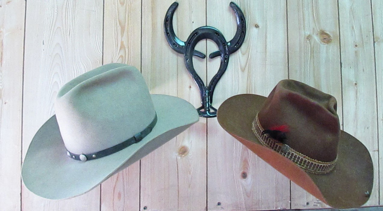 Skull Cowboy Hat Cowboy Hat Rack