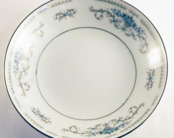 Diane Fine Porcelain China Japan, Wade, Salad, Fruit, Cereal, Dessert Bowl