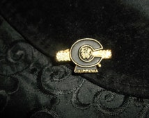 Christmas Sale....Official Chippewa Boot tie clip