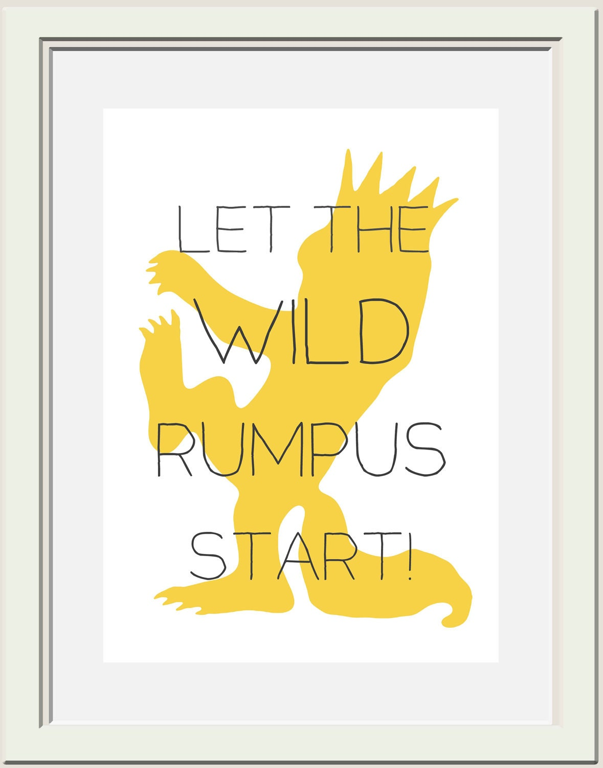 It's just a graphic of Adaptable Where the Wild Things Are Printables for Free