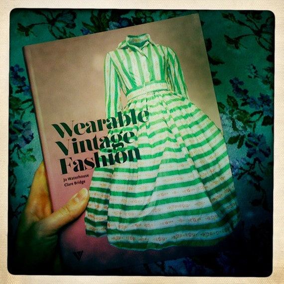 Book: Wearable Vintage Fashion