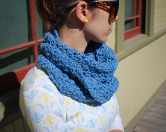 The Ainsley  Infinity Scarf