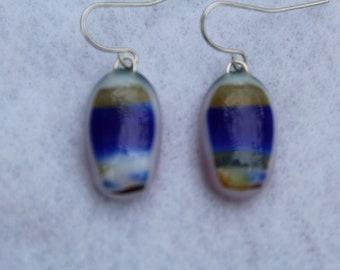 Fused Glass Earrings (11)