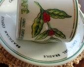 Unicafe Brazil Demitasse Espresso Cup