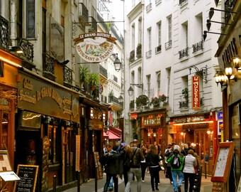 Latin Quarter- Paris, France