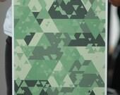 Farore: Abstract Zelda Poster
