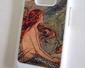Fun Samsung Galaxy S2 Phone Case Little Mermaid