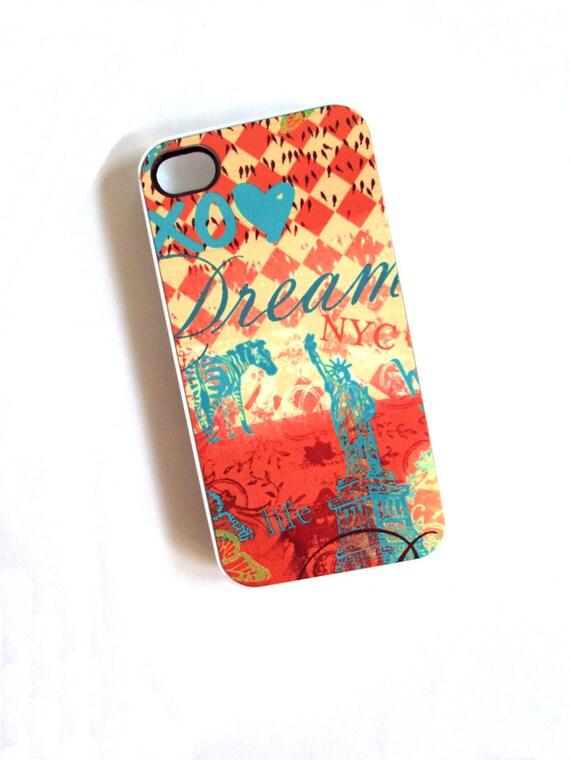 NY Dream iPhone 4 / 4S Case Graffiti