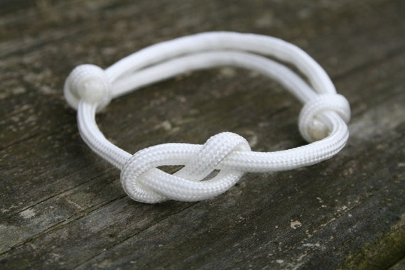 Infinity Knot Rope Bracelet