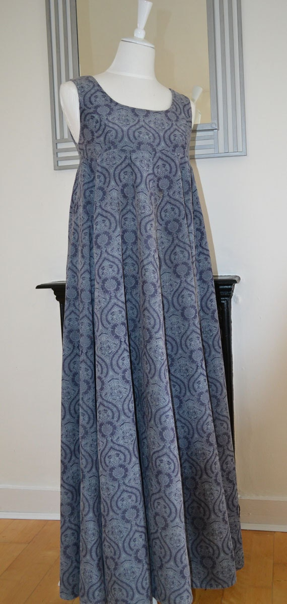 Rare Vintage Laura Ashley 1970s Smock In By Inhernameboutique
