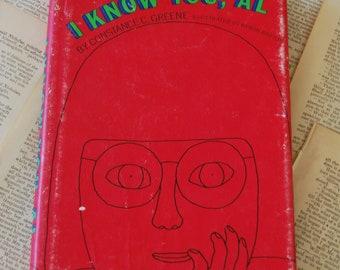 Vintage Book, I Know You, Al