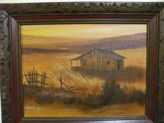 Old Home Place by Foster Handford