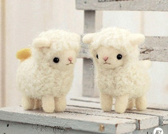 Sheep Friends Needle Felting Kit