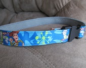 Toy Story Buckle Belt