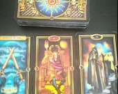1 Question 3 Card Tarot Reading - Intuitive Psychic Predictive Reading