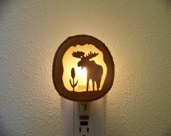 Bull Moose nightlight