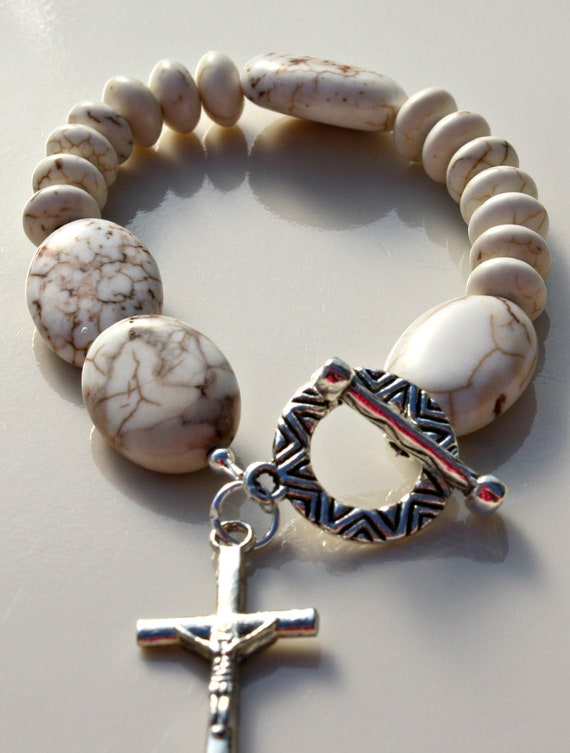 small anglican prayer bracelet christian prayer bracelet