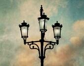 8x10 Lamp Art Print