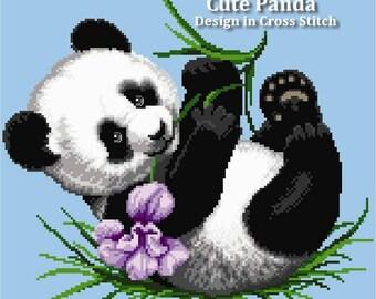 Cute Panda Bear