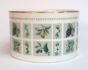 """Royal Doulton """"Tapestry"""" Sugar Bowl"""