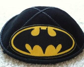 Batman Kippah- Yarmulke